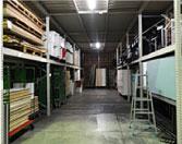 商品センター倉庫内